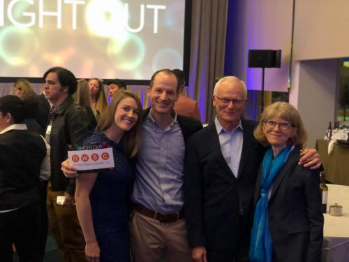 """Our Family Coalition """"Night Out"""" in San Francisco, CA in 2019."""