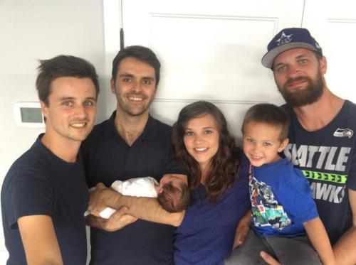 Northwest Surrogacy Center families