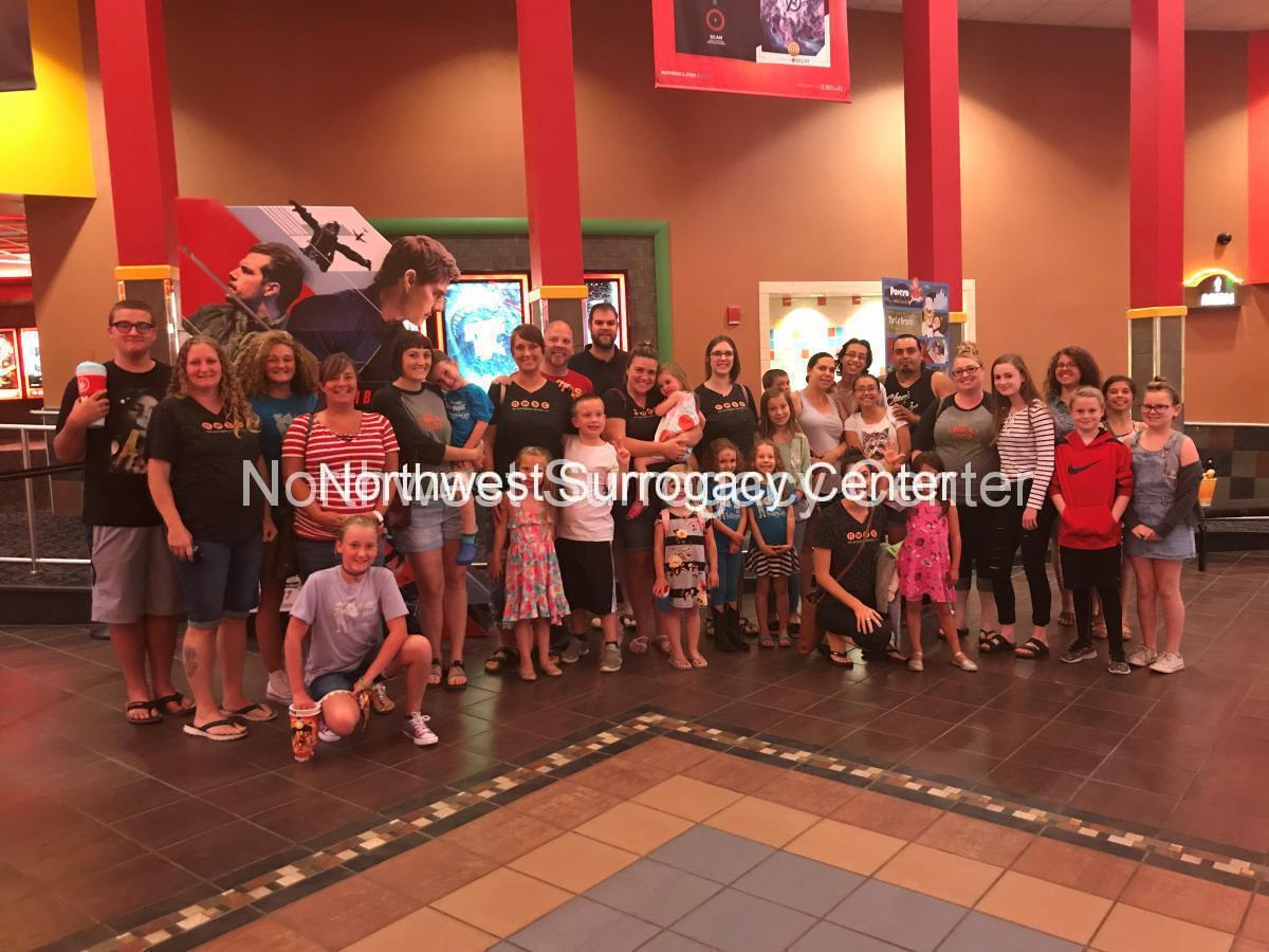 NWSC Surrogates at The Incredibles 2!
