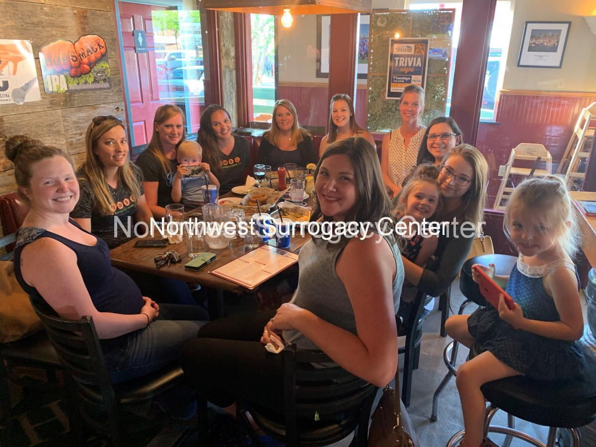 Surrogate Meetups in OR, CA, CO & WA: June 2019, Bend, Oregon