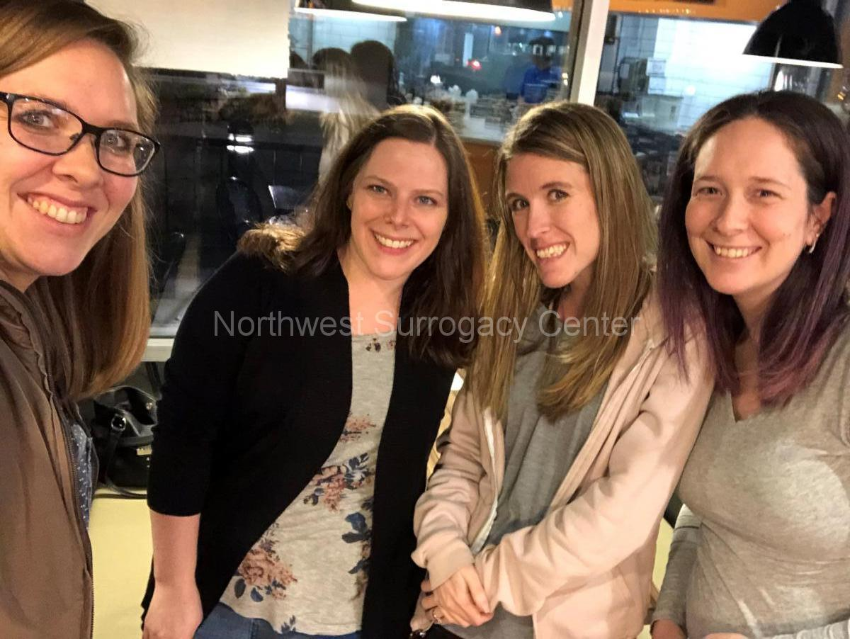 Surrogate Meetups in OR, CA, CO & WA: SW Portland, Jan 2020