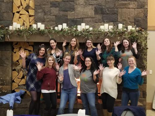 Surrogate Meetups in OR, CA, CO & WA, Dec 2018, Bend