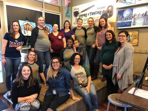Surrogate Meetups in OR, CA, CO & WA, Dec 2018, Denver
