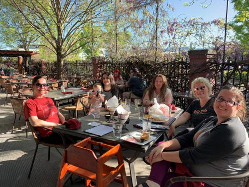 Surrogate Meetups in OR, CA, CO & WA: April 2019, Medford, Oregon