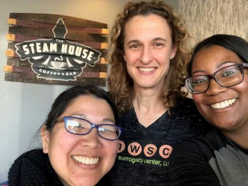Surrogate Meetups in OR, CA, CO & WA: April 2019, San Francisco, California